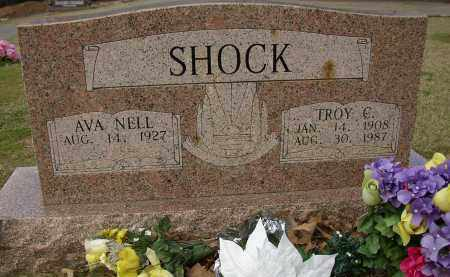 SHOCK, TROY C. - Lonoke County, Arkansas | TROY C. SHOCK - Arkansas Gravestone Photos