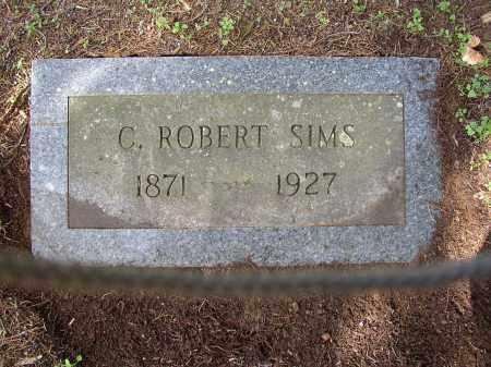 SIMS, C. ROBERT - Lonoke County, Arkansas | C. ROBERT SIMS - Arkansas Gravestone Photos