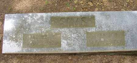 SIMS, MARY J. - Lonoke County, Arkansas | MARY J. SIMS - Arkansas Gravestone Photos