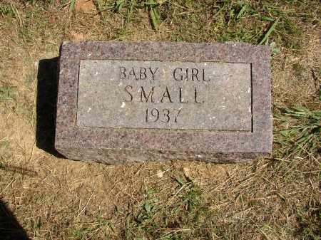 SMALL, BABY GIRL - Lonoke County, Arkansas | BABY GIRL SMALL - Arkansas Gravestone Photos