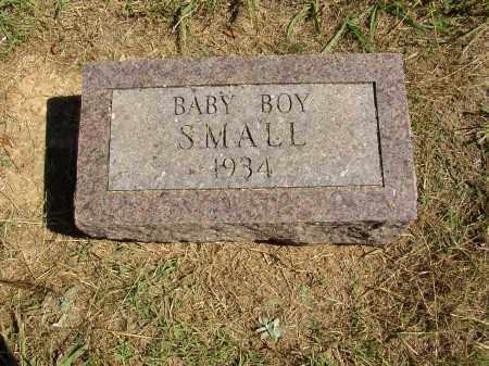 SMALL, BABY BOY - Lonoke County, Arkansas | BABY BOY SMALL - Arkansas Gravestone Photos