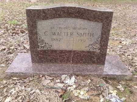 SMITH, C WALTER - Lonoke County, Arkansas | C WALTER SMITH - Arkansas Gravestone Photos