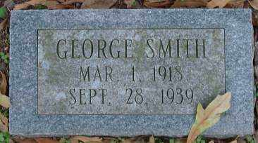 SMITH, GEORGE - Lonoke County, Arkansas | GEORGE SMITH - Arkansas Gravestone Photos