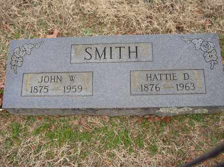 SMITH, HATTIE D. - Lonoke County, Arkansas | HATTIE D. SMITH - Arkansas Gravestone Photos