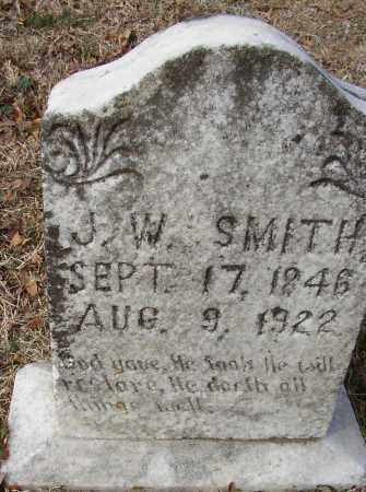 SMITH, J. W. - Lonoke County, Arkansas | J. W. SMITH - Arkansas Gravestone Photos