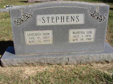STEPHENS, MARTHA LOU - Lonoke County, Arkansas   MARTHA LOU STEPHENS - Arkansas Gravestone Photos