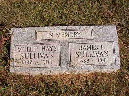SULLIVAN, JAMES P - Lonoke County, Arkansas | JAMES P SULLIVAN - Arkansas Gravestone Photos