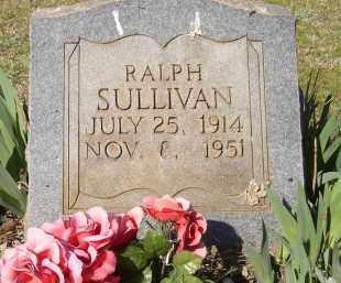 SULLIVAN, RALPH - Lonoke County, Arkansas   RALPH SULLIVAN - Arkansas Gravestone Photos