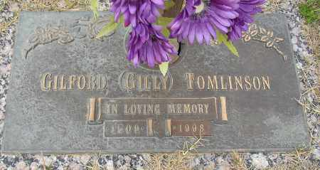 TOMLINSON, GILFORD (GILLY) - Lonoke County, Arkansas | GILFORD (GILLY) TOMLINSON - Arkansas Gravestone Photos