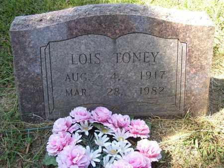 TONEY, LOIS - Lonoke County, Arkansas | LOIS TONEY - Arkansas Gravestone Photos