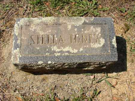 TONEY, STELLA - Lonoke County, Arkansas | STELLA TONEY - Arkansas Gravestone Photos