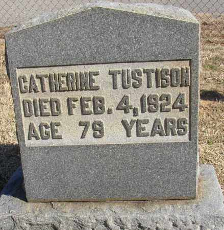 TUSTISON, CATHERINE - Lonoke County, Arkansas   CATHERINE TUSTISON - Arkansas Gravestone Photos