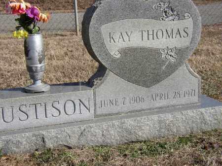 TUSTISON, KAY THOMAS - Lonoke County, Arkansas | KAY THOMAS TUSTISON - Arkansas Gravestone Photos