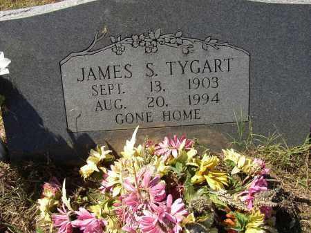 TYGART, JAMES S. - Lonoke County, Arkansas | JAMES S. TYGART - Arkansas Gravestone Photos