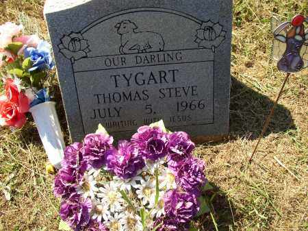 TYGART, THOMAS STEVE - Lonoke County, Arkansas   THOMAS STEVE TYGART - Arkansas Gravestone Photos