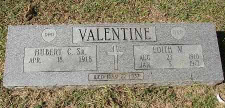 VALENTINE, EDITH MARIE - Lonoke County, Arkansas | EDITH MARIE VALENTINE - Arkansas Gravestone Photos