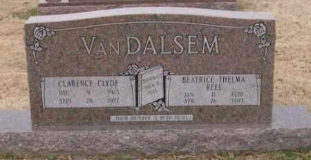 REEL VANDALSEM, BEATRICE THELMA - Lonoke County, Arkansas | BEATRICE THELMA REEL VANDALSEM - Arkansas Gravestone Photos