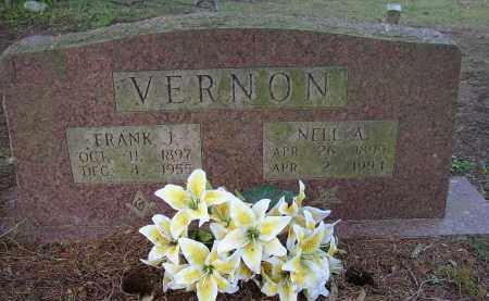 VERNON, FRANK J. - Lonoke County, Arkansas | FRANK J. VERNON - Arkansas Gravestone Photos