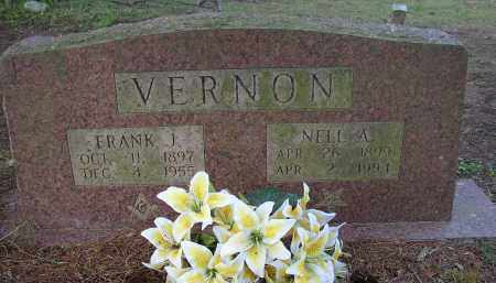 VERNON, NELL A. - Lonoke County, Arkansas | NELL A. VERNON - Arkansas Gravestone Photos