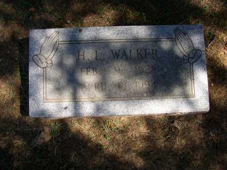 WALKER, H. L. - Lonoke County, Arkansas | H. L. WALKER - Arkansas Gravestone Photos