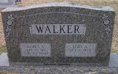 WALKER, JAMES STANLEY - Lonoke County, Arkansas | JAMES STANLEY WALKER - Arkansas Gravestone Photos