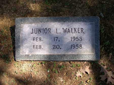 WALKER, JUNIOR L. - Lonoke County, Arkansas | JUNIOR L. WALKER - Arkansas Gravestone Photos