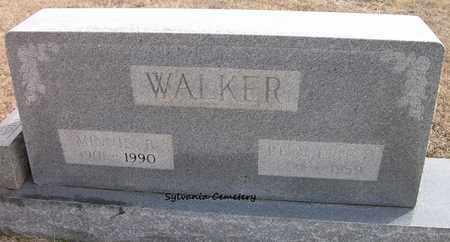 WALKER, MINNIE B - Lonoke County, Arkansas | MINNIE B WALKER - Arkansas Gravestone Photos