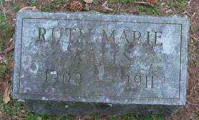 WALLS, RUTH MARIE - Lonoke County, Arkansas | RUTH MARIE WALLS - Arkansas Gravestone Photos