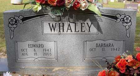 WHALEY, EWARD - Lonoke County, Arkansas   EWARD WHALEY - Arkansas Gravestone Photos