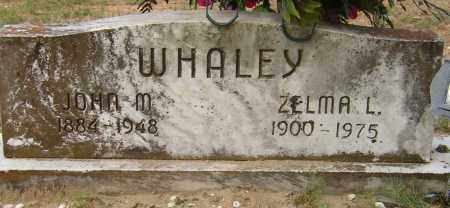 WHALEY, ZELMA L. - Lonoke County, Arkansas | ZELMA L. WHALEY - Arkansas Gravestone Photos
