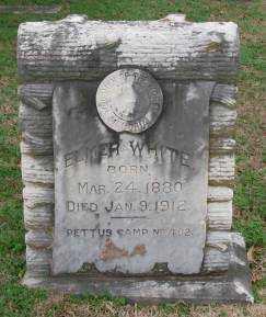 WHITE, ELMER - Lonoke County, Arkansas   ELMER WHITE - Arkansas Gravestone Photos