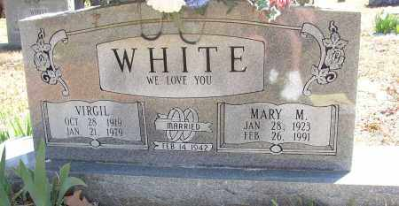 WHITE, MARY M. - Lonoke County, Arkansas | MARY M. WHITE - Arkansas Gravestone Photos
