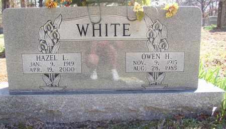 WHITE (VETERAN), HAZEL L. - Lonoke County, Arkansas   HAZEL L. WHITE (VETERAN) - Arkansas Gravestone Photos