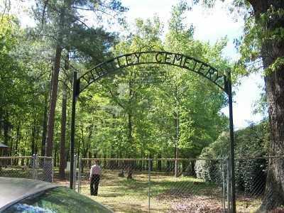 *WHITLEY CEMETERY ENTRANCE, . - Lonoke County, Arkansas | . *WHITLEY CEMETERY ENTRANCE - Arkansas Gravestone Photos
