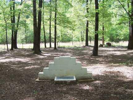 *WHITLEY CEMETERY, SLAVE SECTION OVERVIEW - Lonoke County, Arkansas   SLAVE SECTION OVERVIEW *WHITLEY CEMETERY - Arkansas Gravestone Photos
