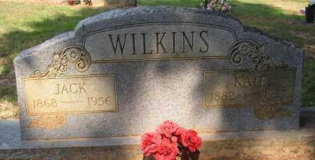 WILKINS, JACK - Lonoke County, Arkansas | JACK WILKINS - Arkansas Gravestone Photos