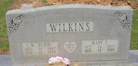 "WILKINS, L. W. ""BUDDY"" - Lonoke County, Arkansas | L. W. ""BUDDY"" WILKINS - Arkansas Gravestone Photos"