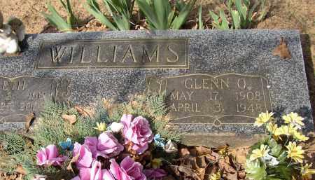 WILLIAMS, GLENN O. - Lonoke County, Arkansas   GLENN O. WILLIAMS - Arkansas Gravestone Photos