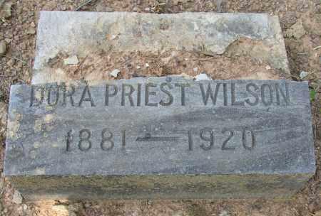 WILSON, DORA - Lonoke County, Arkansas | DORA WILSON - Arkansas Gravestone Photos
