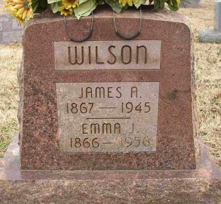WILSON, JAMES A. - Lonoke County, Arkansas | JAMES A. WILSON - Arkansas Gravestone Photos