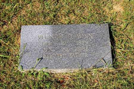 WINN, VERNON O. - Lonoke County, Arkansas | VERNON O. WINN - Arkansas Gravestone Photos