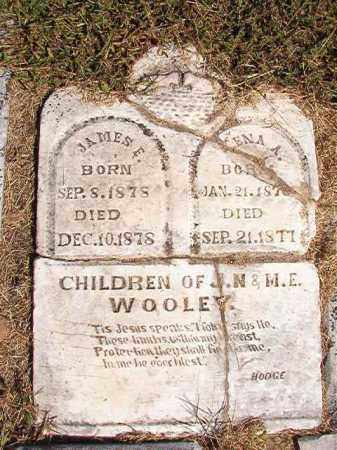WOOLEY, LENA A - Lonoke County, Arkansas | LENA A WOOLEY - Arkansas Gravestone Photos