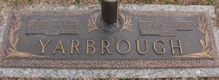 YARBROUGH, GEORGE CLINTON - Lonoke County, Arkansas | GEORGE CLINTON YARBROUGH - Arkansas Gravestone Photos