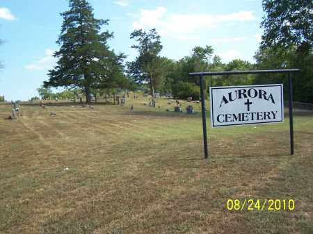 *AURORA CEMETERY OVERVIEW # 2, . - Madison County, Arkansas   . *AURORA CEMETERY OVERVIEW # 2 - Arkansas Gravestone Photos
