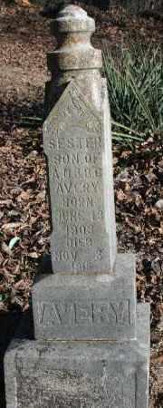 AVERY, SESTER - Madison County, Arkansas | SESTER AVERY - Arkansas Gravestone Photos