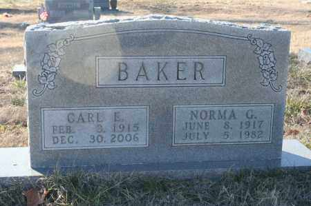 BAKER, NORMA G. - Madison County, Arkansas | NORMA G. BAKER - Arkansas Gravestone Photos