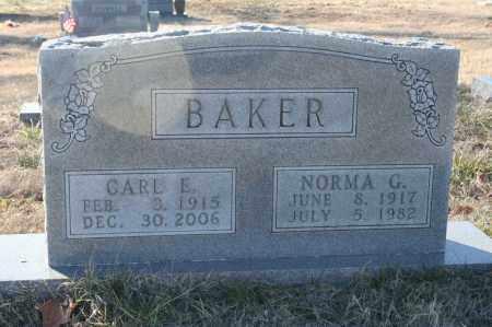 BAKER, CARL EARL - Madison County, Arkansas | CARL EARL BAKER - Arkansas Gravestone Photos