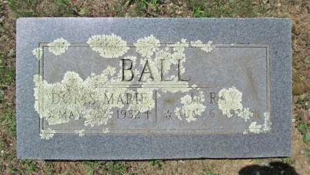 BALL, JR. RAY - Madison County, Arkansas   JR. RAY BALL - Arkansas Gravestone Photos