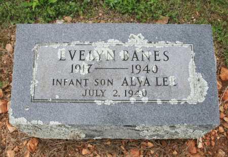 BANES, ALVA LEE - Madison County, Arkansas | ALVA LEE BANES - Arkansas Gravestone Photos