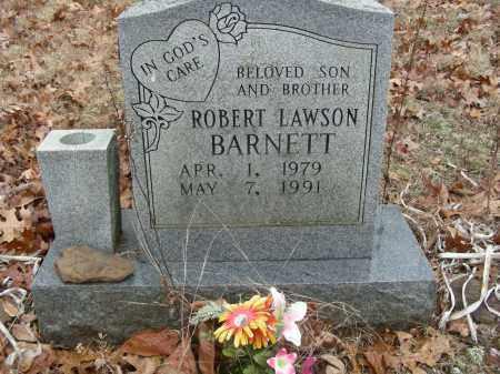 BARNETT, ROBERT LAWSON - Madison County, Arkansas   ROBERT LAWSON BARNETT - Arkansas Gravestone Photos